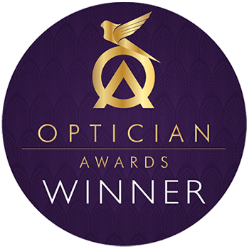 optician awards finalist