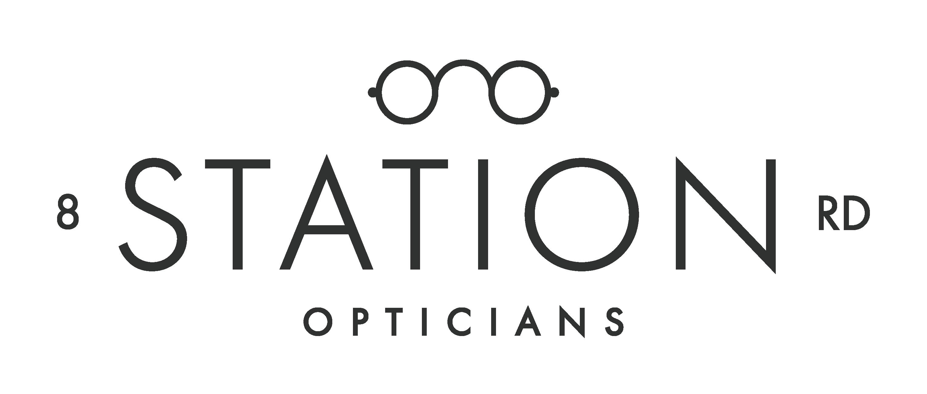Station Road Opticians Logo